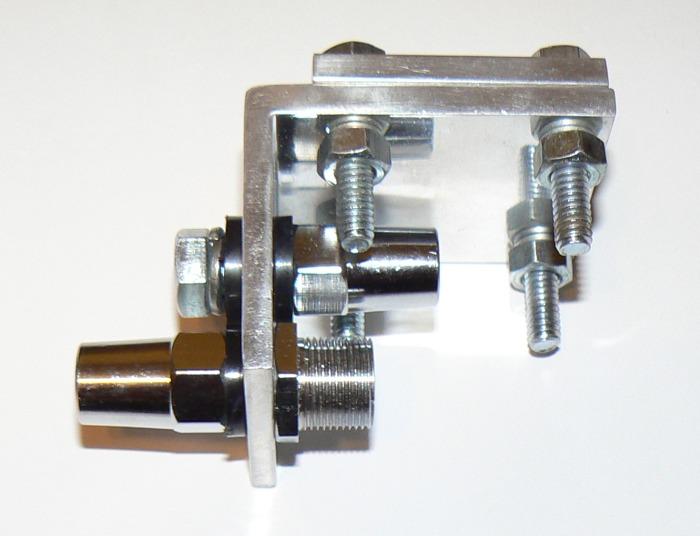 un-modified dipole mount